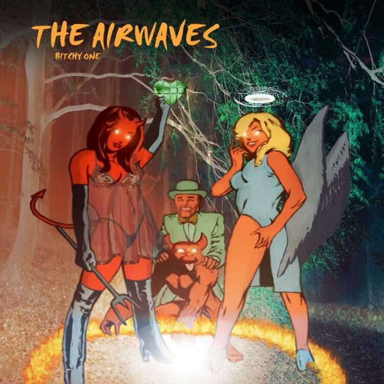 Cover of the album by Airwaves
