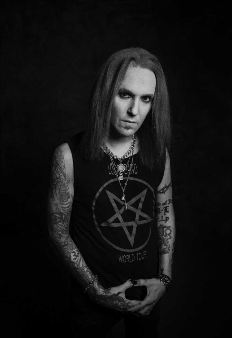 Alexi Laiho - Children Of Bodom dies aged 41