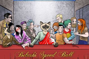 Cover of Stella 1 and Stella 2 by Belushi Speed Ball