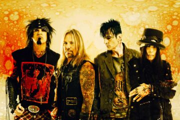 Celebrating the 40th Anniversary of the legendary Mötley Crüe.