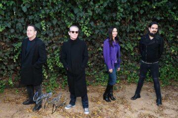 Photo fo the Graham Bonnet band