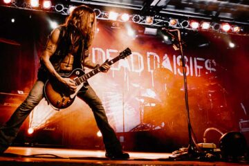 Photo of Doug Aldrich, from The Dead Daisies