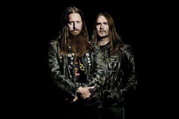 Photo of Norwegian Metal legends Darkthrone