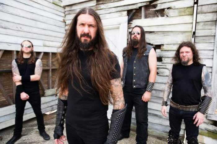 Photo of the band Goatwhore