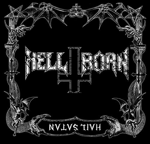 Cover of the album Natas Liah by Hell-Born