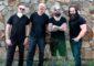 Photo of Mike Portnoy, John Petrucci, Jordan Rudess and Tony Levin, from Liquid Tension Experiment
