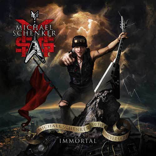 Cover of the MSG album Immortal