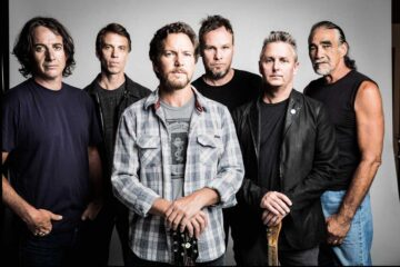 Photo of American Band Pearl Jam