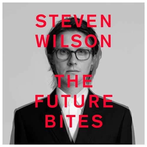 Cover of album The Future Bites, by Steven Wilson