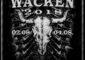 Image of Wacken 2018 festival poster