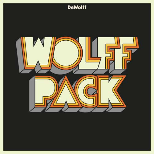 Cover of the album Wolffpack by DeWolff