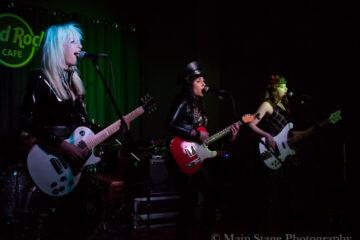 Photo of Syteria/Till Death Do Us Part, Hard Rock Café, Glasgow