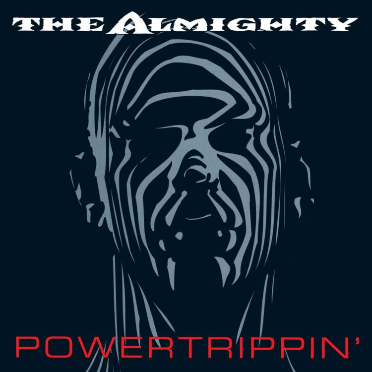Cover of Powertrippin' by The Almighty