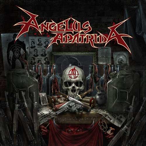Cover of Angelus Apatrida by Angelus Apatrida