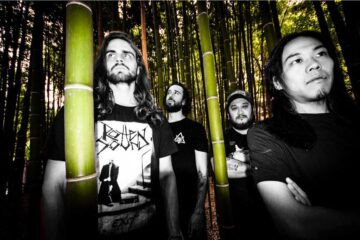 Photo of Chinese band Alpaca