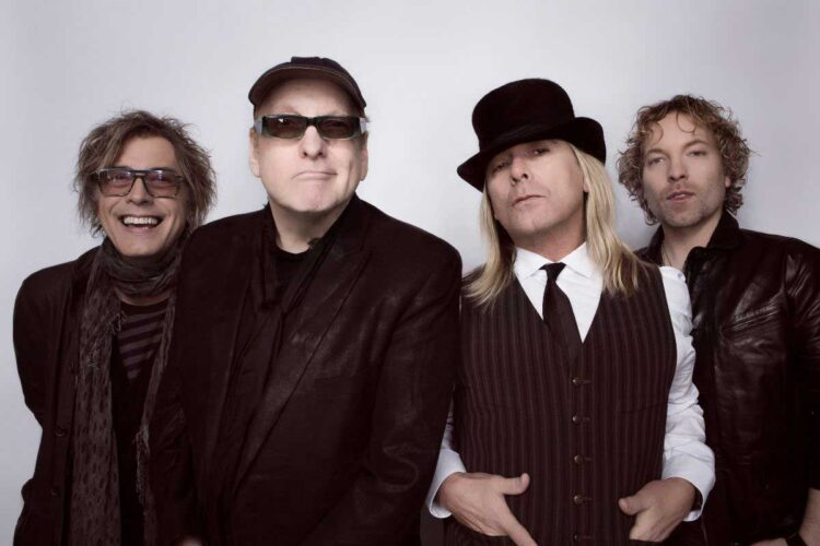Photo of the band Cheap Trick