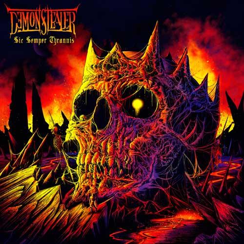 Cover of Demonstealer single Sic Semper Tyrannis