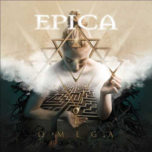 Cover of Omega by Epica