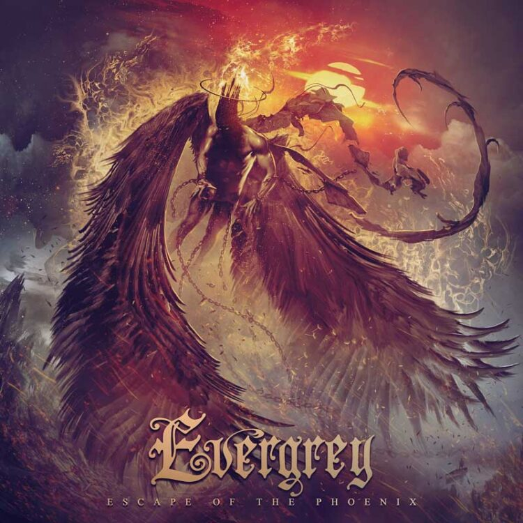 Cover of Escape Of The Phoenix from Evregrey