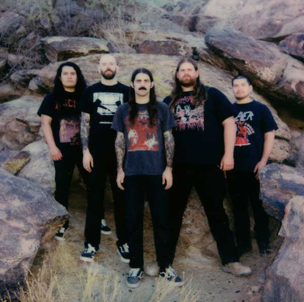 Photo of the band Gatecreeper