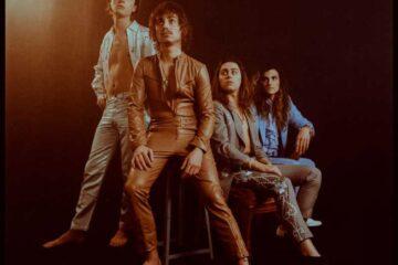 Photo of the band Greta Van Fleet