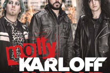 Photo of the band Molly Karloff