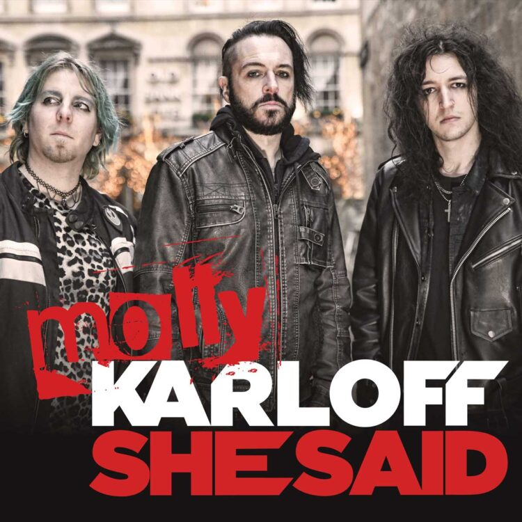 Photo of the band Molly Karloff