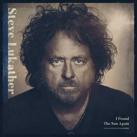 Cover of Steve Lukather album I Found The Sun Again