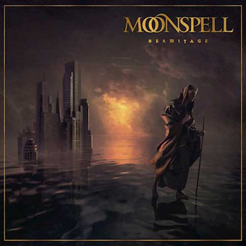 Cover of the album Hermitage from Moonspell