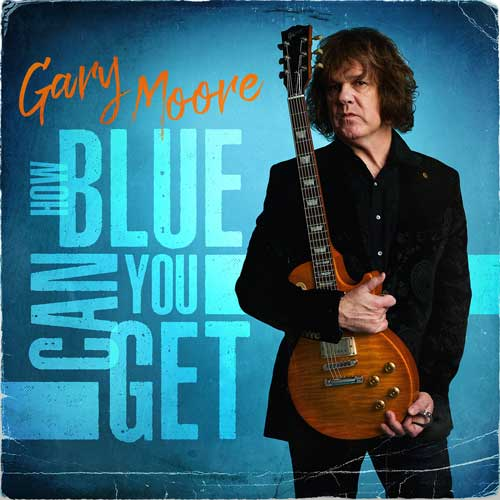 Cover of How Blue Can You Get, by Gary Moore
