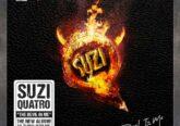Cover of the Suzi Quatro album 'The Devil In Me'