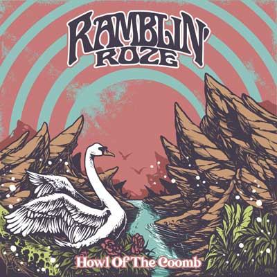 Cover of Ramblin' Roze album Howl of the Coomb