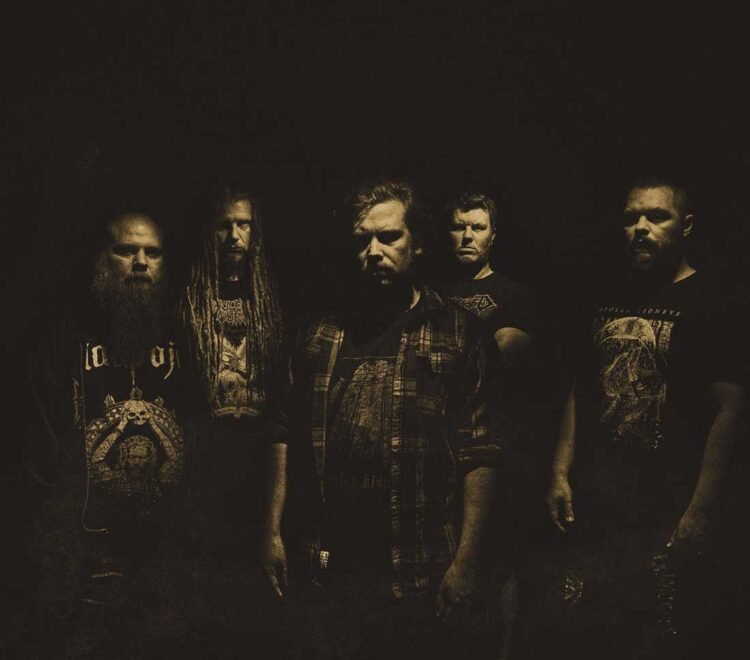 Photo of the band Revulsion