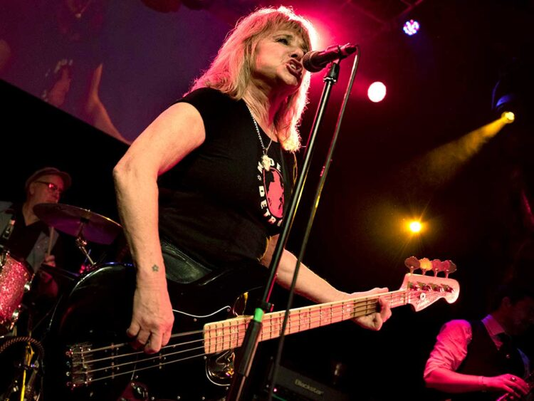 Photo of Suzi Quatro