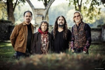 Photo of Neal Morse, Mike Portnoy, Roine Stolt & Pete Trewavas in Transatlantic