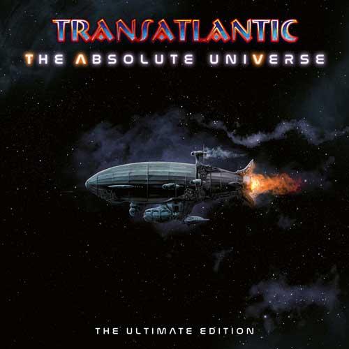 Photo of the new album from Transatlantic