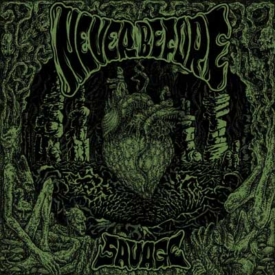 Cover of the album from Never Before