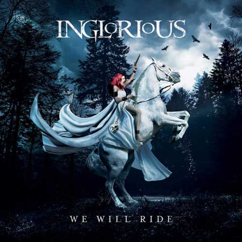 Cover of We Will Ride, from Inglorious