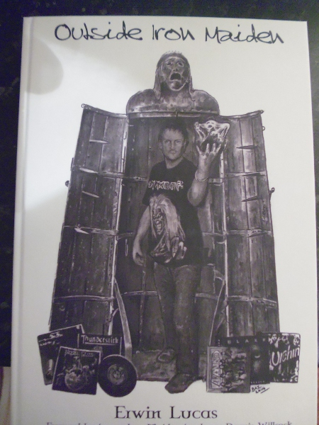 Outside Iron Maiden: A Book By Erwin Lucas