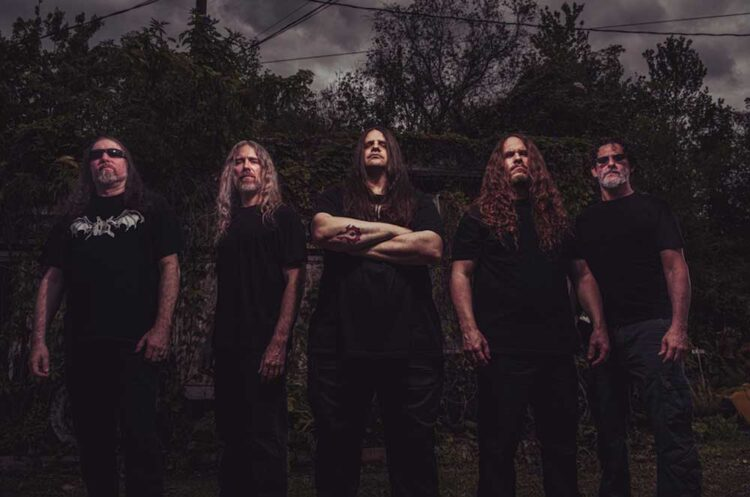 Photo of the band Cannibal Corpse