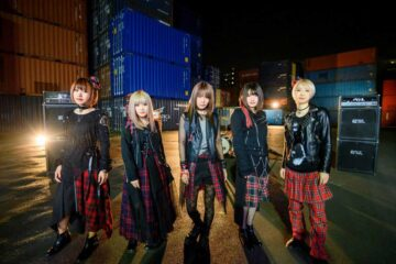 Photo of J-Metal band Bridear