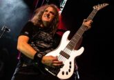 Photo of David Ellefson, Megadeth