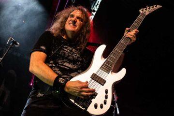 Photo of David Ellefson, Megadeth