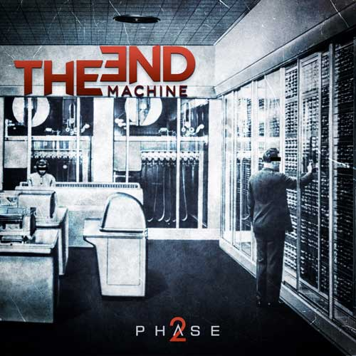 Cover of Phase 2 by The End Machine