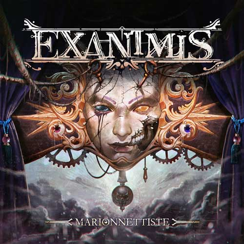 Cover of Marionnettiste, by Exanimis