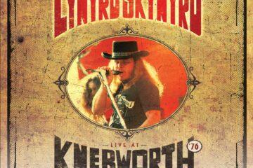 Cover of Lynyrd Skynyrd Live At Knebworth '76
