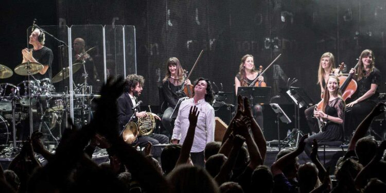 Photo of the band Marillion