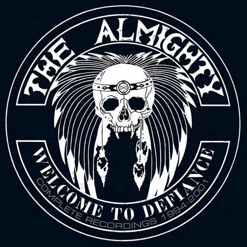 The Almight boxset cover