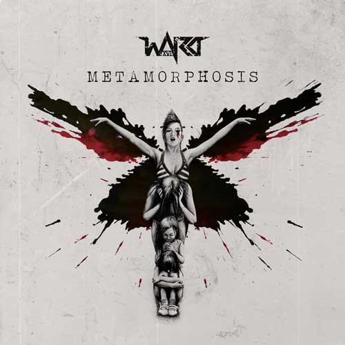 Waard XVI - Metamorphosis Album cover