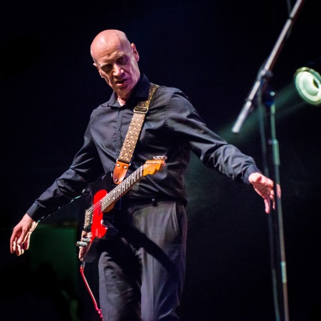 Wilko Johnson packed out the Royal Albert Hall and there was much to celebrate. Officially the event was to mark his 70th birthday earlier this year, after recovery from a once terminal cancer diagnosis, and this year also sees the thirty-five year anniversary of the Wilko Johnson band, formed after leaving Dr Feelgood.